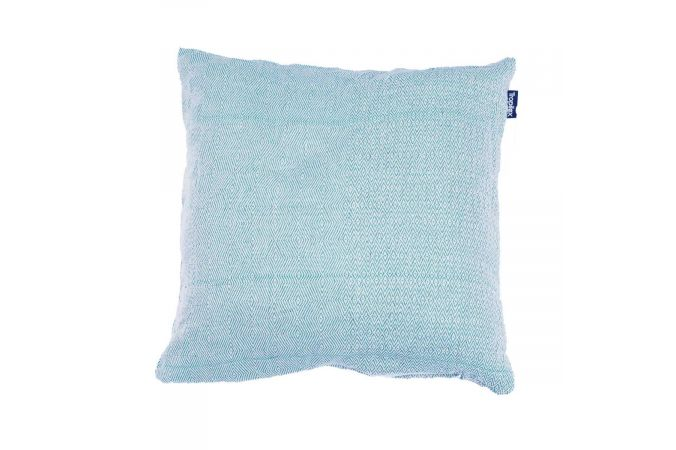 Coussin 'Natural' Blue