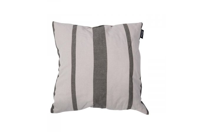 Coussin 'Stripes' Silver