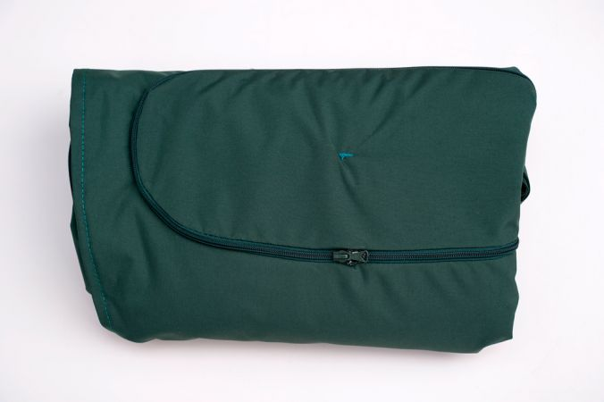 Taie d'oreiller 'Globo Royal' Green Weatherproof