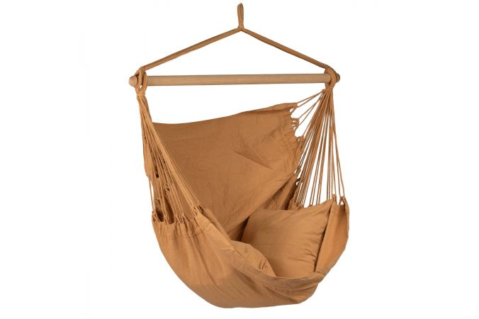 Hamac Chaise 1 Personne 'Organic' Mocca