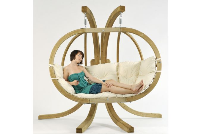Hamac Chaise 2 Personnes 'Globo Royal' Natura