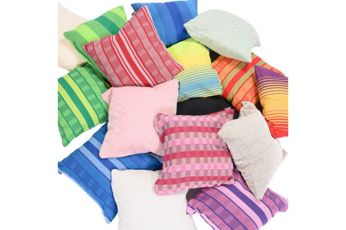 Coussin 'Refresh' Rainbow