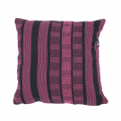 Coussin 'Black Edition' Rose