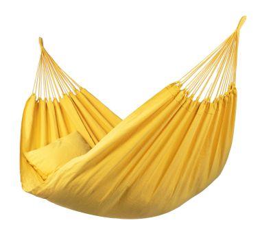 Hamac 2 Personnes 'Organic' Yellow