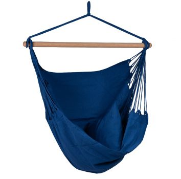 Hamac Chaise 1 Personne 'Organic' Blue