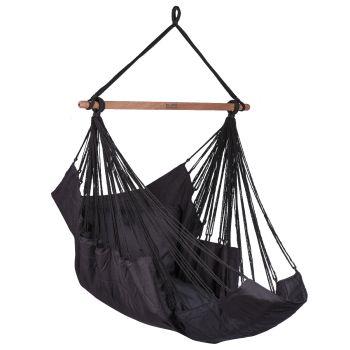 Hamac Chaise 1 Personne 'Sereno' Black