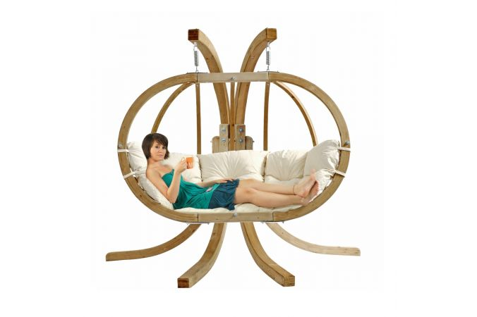 Hamac Chaise Avec Support 'Globo Royal' Natura