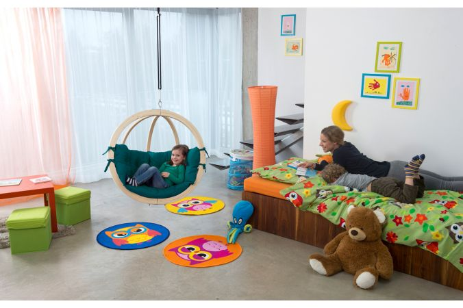 Chaise Hamac Enfant 'Globo' Green