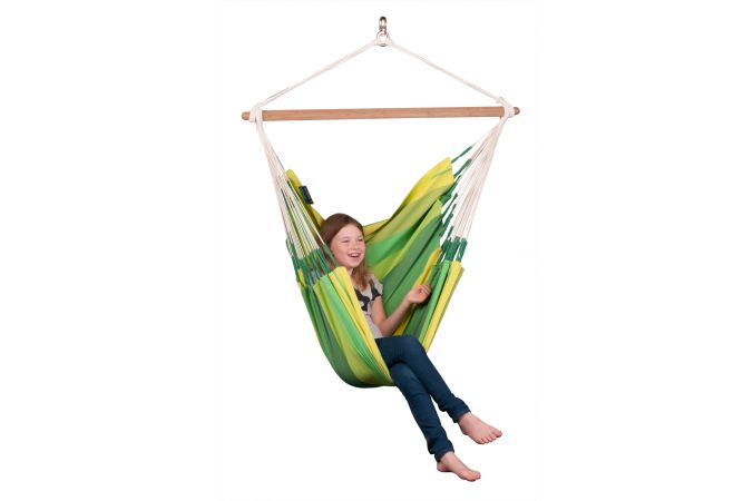 Hamac Chaise 1 Personne 'Orquidea' Jungle
