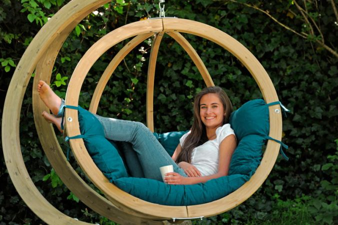 Support Hamac Chaise 'Globo'